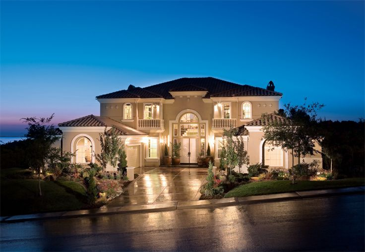 Toll Brothers Norris Canyon Estates House Exterior