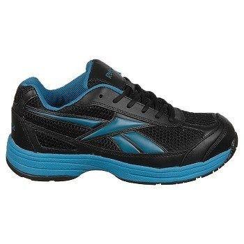 Reebok Work Men's Ketee Steel Toe Sneakers (Black/Blue) -
