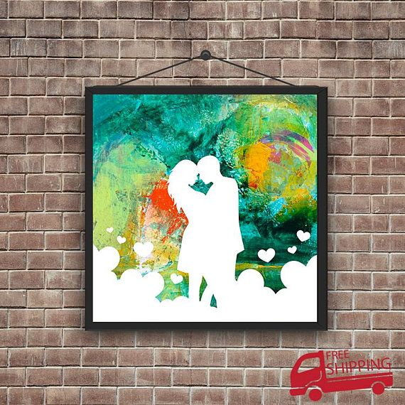 Diy Gift Diy Project Diy Painting Diy Diy Wall Decor Painted By Yourself Custom Pop Art Valentine S Day Picture Cu Custom Pop Art Pop Art Painting Pop Art