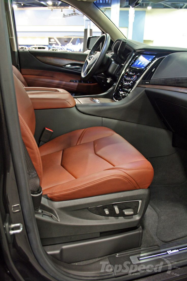 2015 cadillac escalade first impressions picture doc531905
