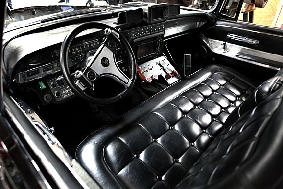 jay leno 39 s garage the green hornet 39 s black beauty photo gallery photo gallery car. Black Bedroom Furniture Sets. Home Design Ideas