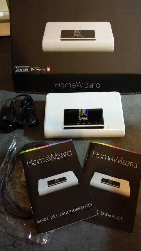 Box HomeWizard