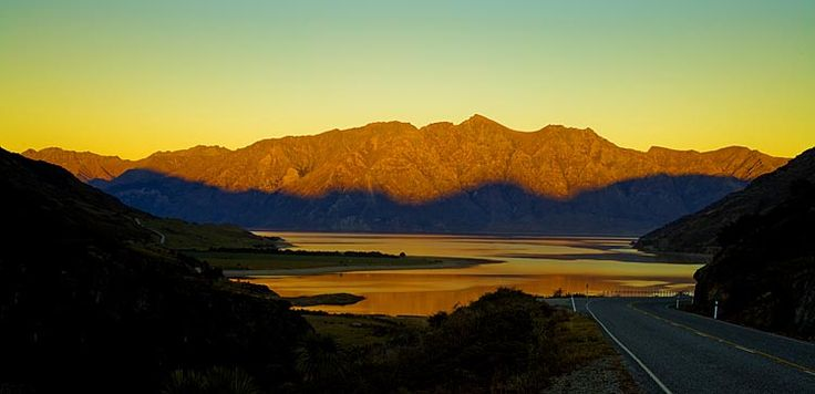 Lake Hawea, see more, learn more, at New Zealand Journeys app for iPad www.gopix.co.nz
