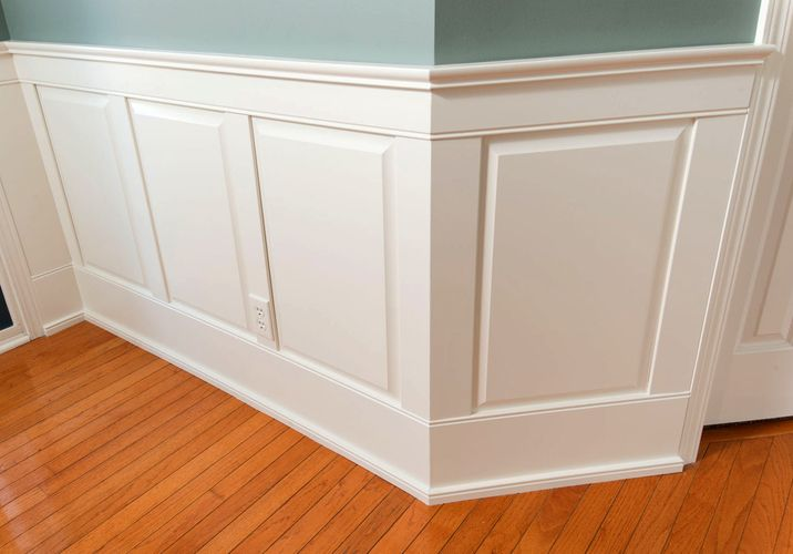 Classic Traditional Wainscot 4 Foot Kit Dining Room Wainscoting