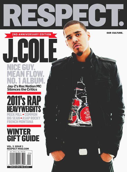 J.cole /  Respect