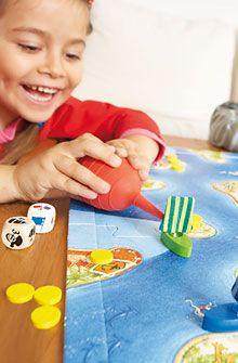 Inventori per bambini - 7232 Il pirata nero - Giochi per famiglie - Giochi - GIOCATTOLI & MOBILI