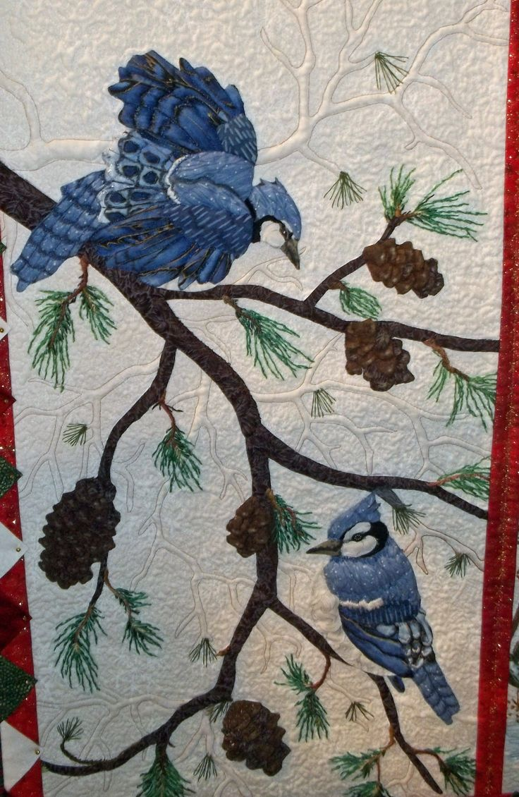 Love this! Great quilting too.