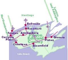 prince edward county -
