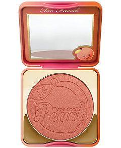 Too Faced Sweet Peach Papa Don't Peach Blush