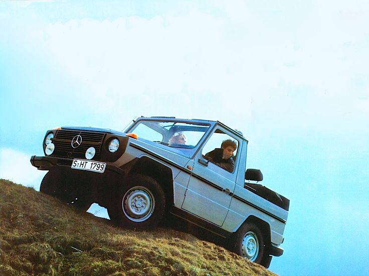All sizes | Mercedes-Benz 230G (W460) | Flickr - Photo Sharing!