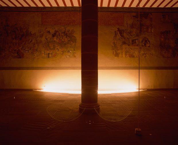 「地上に」 内藤礼 旅の記録 奥・その1|沖縄県 国頭郡国頭村|「colocal コロカル」ローカルを学ぶ・暮らす・旅する