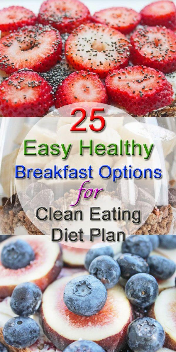 easy healthy breakfast recipes