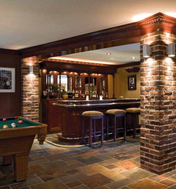 Solutions Home Bars: Canadian Stone Industries