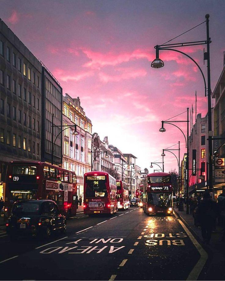 Oxford Street London ~ Style By Gj *~