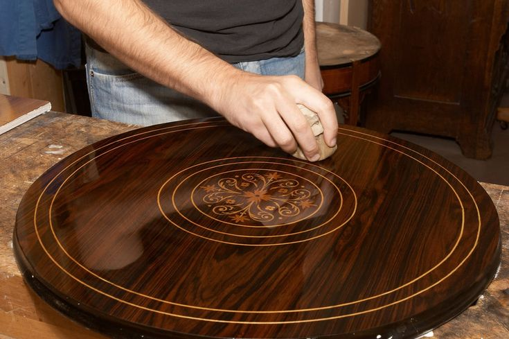 What Is French Polish and How to do it ! - Video - by Patricelejeune @ LumberJocks.com ~ woodworking community