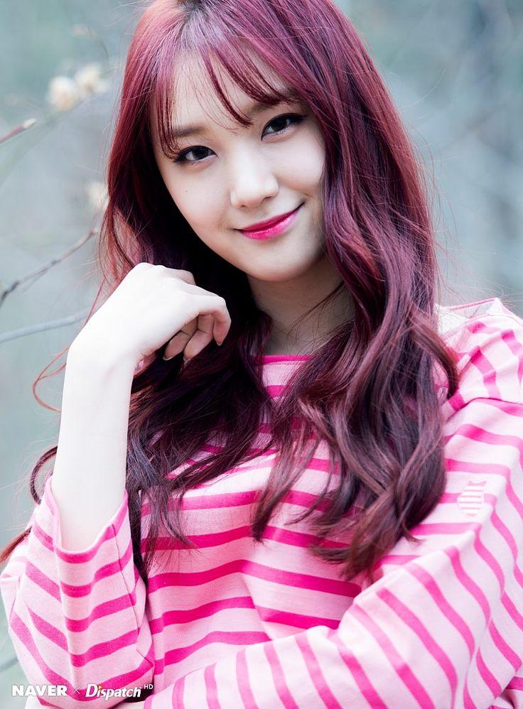 PRISTIN ♡ RoA 로아 (Kim MinKyung 김민경)