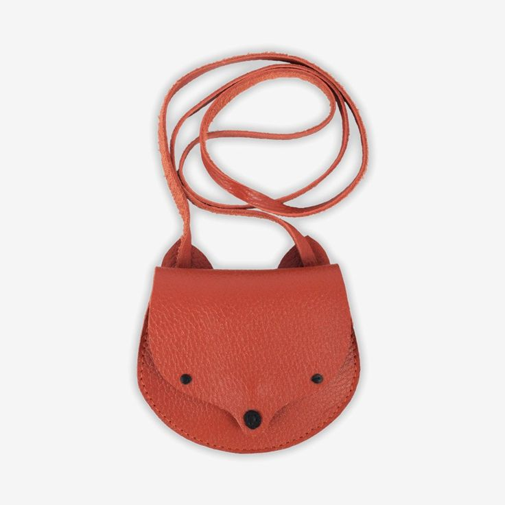 Britta Leather Bag – Fox