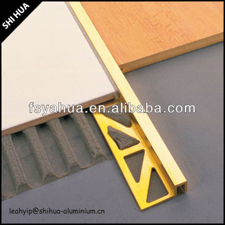 Laminate To Tile Flooring Transition Strips For The Home