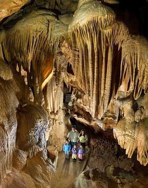 Kentucky's Historic Diamond Caverns