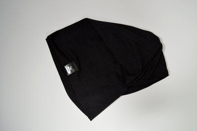 Beanie Black - for newborn,  infant, toddler and kids