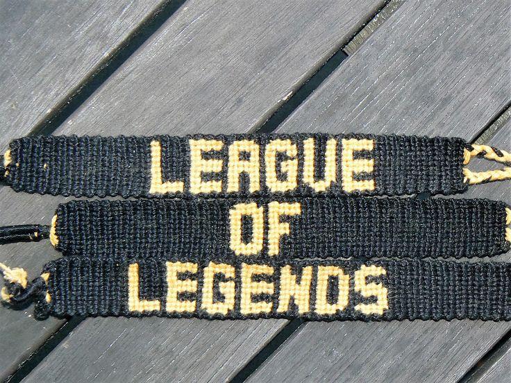 Friendship bracelet- League of legends