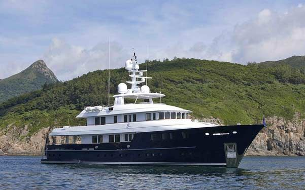 Explorer Yacht Broker Report- 138 Kingship Expedition Yacht Star for Sale