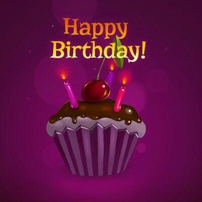 Wishing you a Happy Birthday!