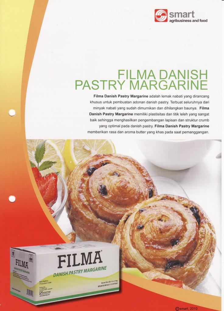 Filma Danish Pastry Margarine