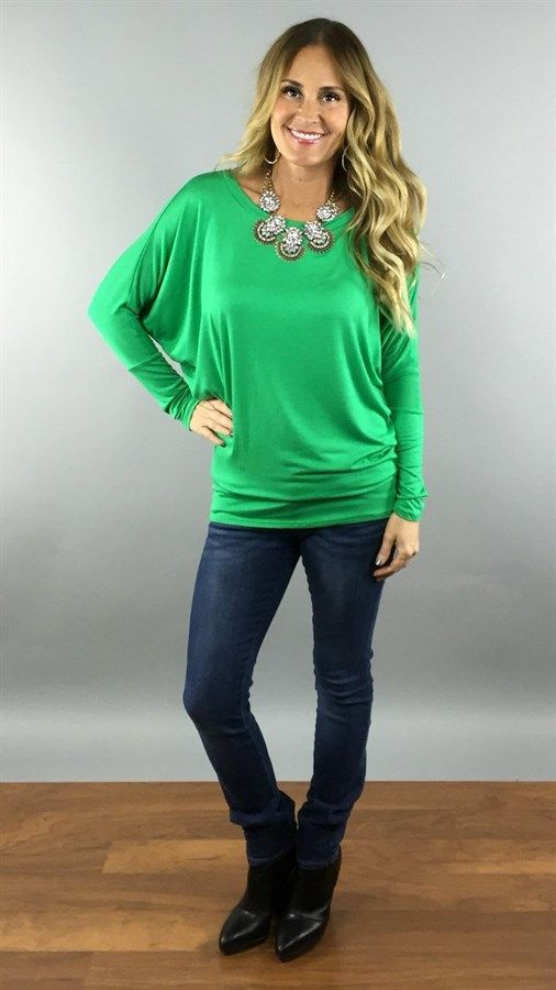 Perfect Dolman Top in 13 Colors {Jane Deals}