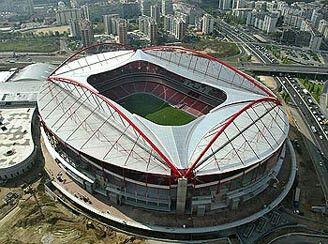 Estádio da Luz - Lisboa, Portugal