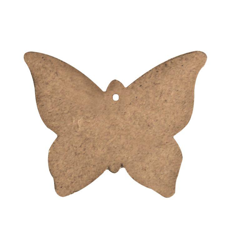 Κρεμαστή πεταλούδα μεγάλη (22-22)
