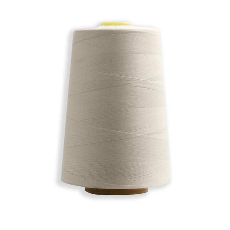 Thread Overlocker 5000mt - Natural $4.99 textile traders aus