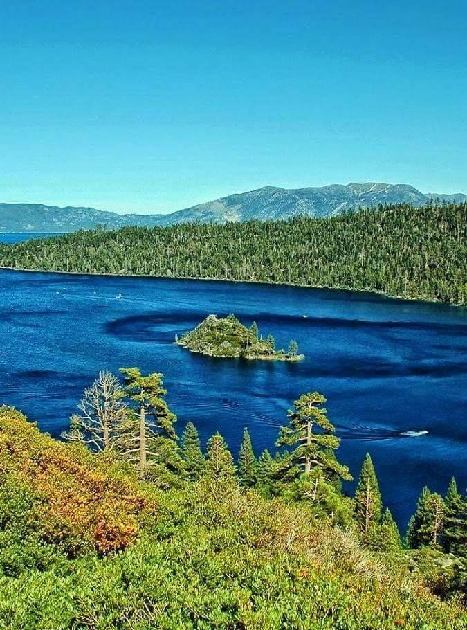 Lago Tahoe, California (Estados Unidos)  AMERICA NORTE
