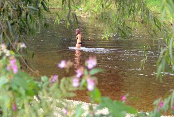 The Warren, Hay on Wye | Wild Swimming