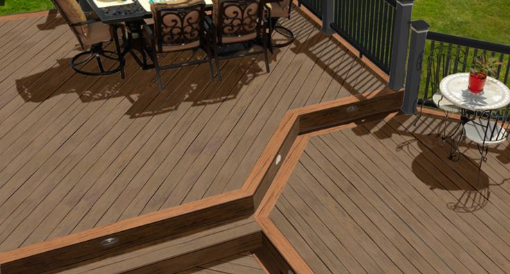 168 Best Images About Cool Deck Stuff On Pinterest Wood