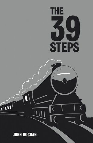 Book review: The Thirty-Nine Steps by John Buchan | Lydia Carns Blog | read more: https://lydiacarnsblog.wordpress.com/2015/10/20/the-thirty-nine-steps-by-john-buchan/