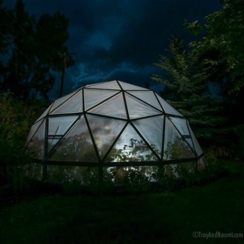 Best 25+ Dome Greenhouse Ideas On Pinterest