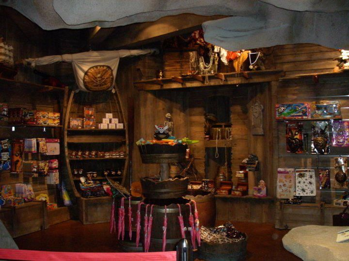 Pirates paradise restaurant in france rivals disney