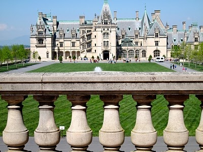 Biltmore Estate, Asheville, N.C., home of the Vanderbilts.  Tour the Estate, gardens and visit the Winery