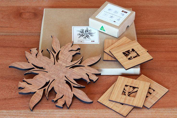 Buy Gift Bundle: Australian Gumleaf & Wildflower Combo | Australian Woodwork