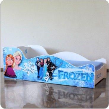 Pat Frozen Pat Regatul de gheata