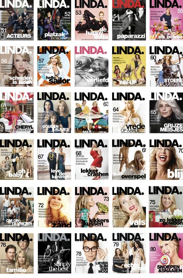 LINDA. Magazine