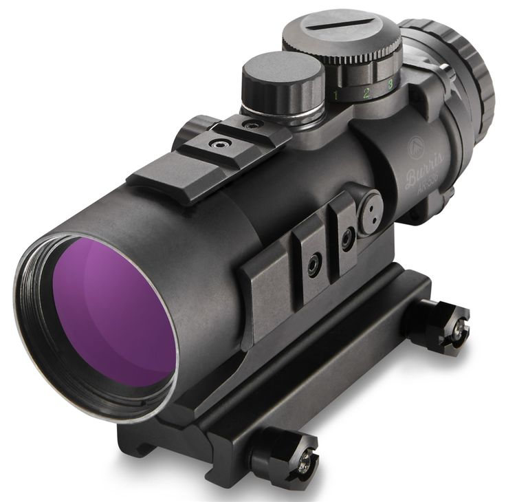 Burris AR sights are designed for tactical and competitive shooters. Fast-action reticles are perfect for close quarter engagement. Choose from fixed 3x and 5x options to match your shooting situation. These Burris optics are built to last, at a competitive price. The rugged design of all the Burris AR sights is backed by the Burris Forever Warranty. http://www.cmcgov.com/store/pc/AR-Prism-Sights-Red-Dot-Sights-c432.htm