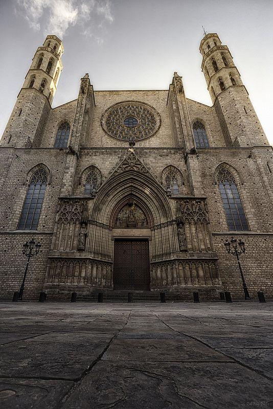 Basílica de Santa Maria del Mar, Barcelona
