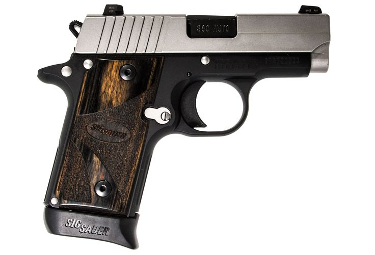 SIG SAUER P238 380 ACP USED GUN INV 186904 Find our speedloader now!  http://www.amazon.com/shops/raeind