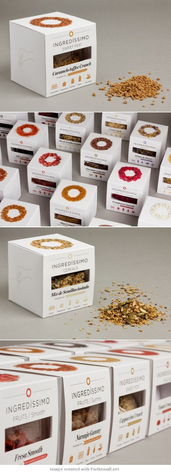 INGREDISSIMO   by Lo Siento, Spain.
