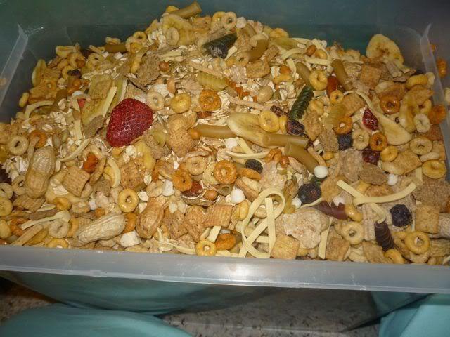 Homemade Rat food?