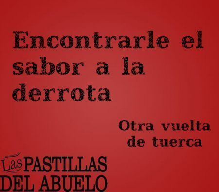 #OtraVueltaDeTuerca #LPDA