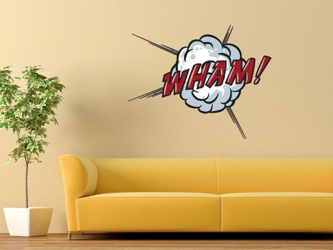 Best Large Wall Stickers Images On Pinterest Banksy Wall - How to put up a large wall decal