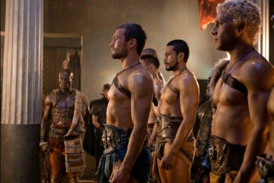 Jai in Spartacus